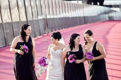 city wedding photography