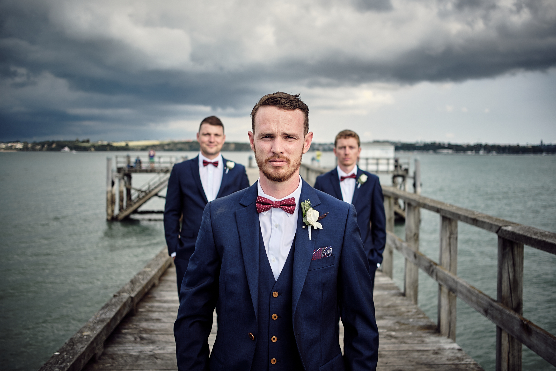 Real weddings Auckland