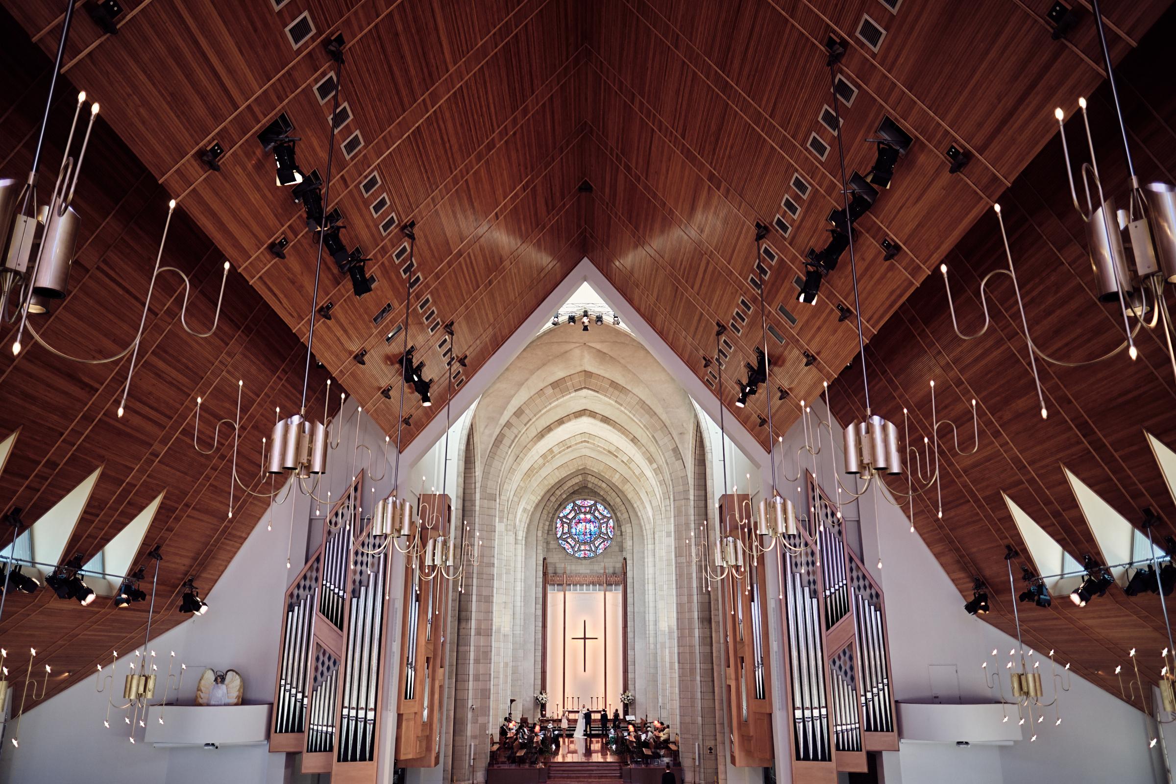 Amazing church