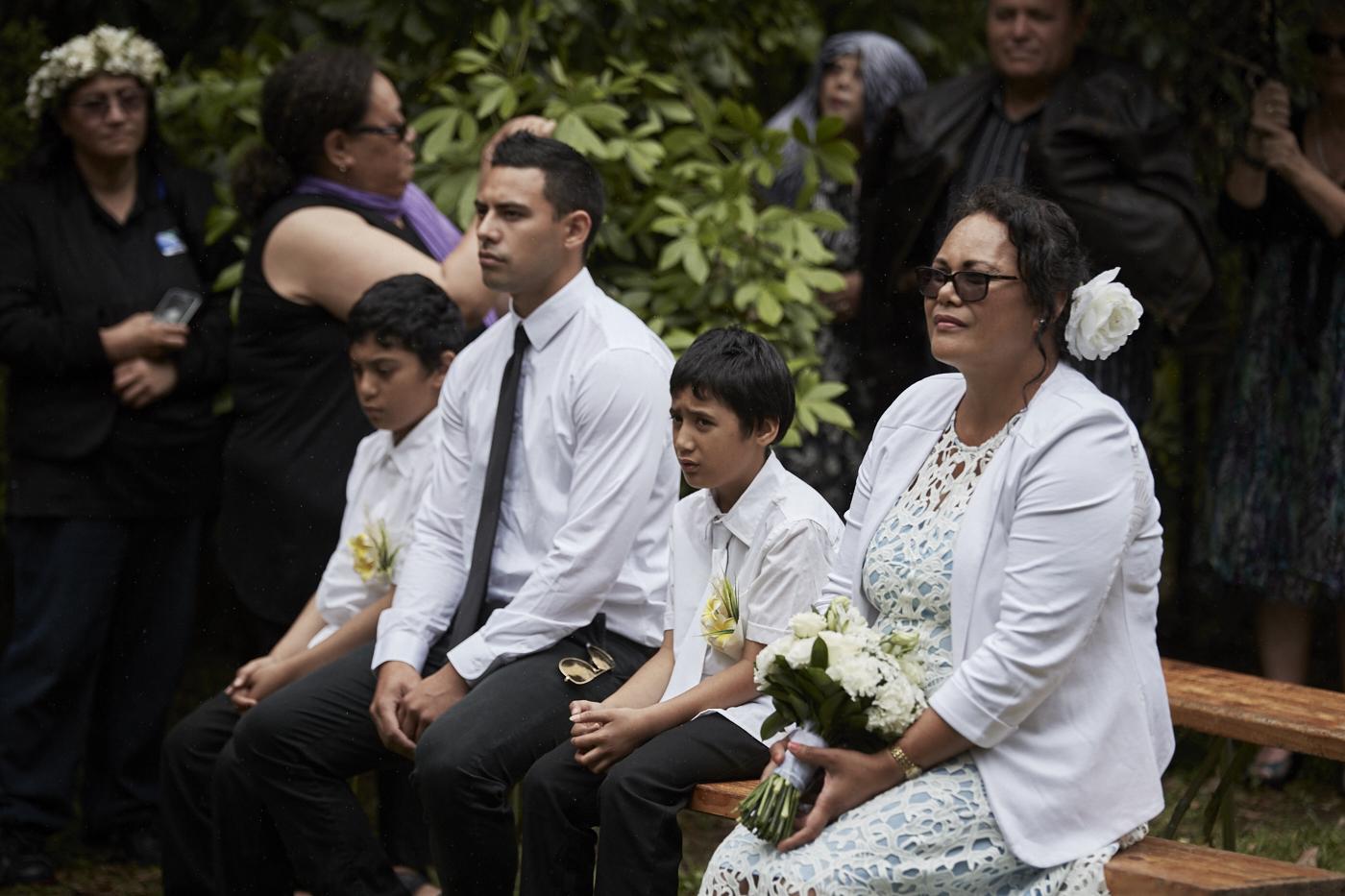 west Auckland wedding photography