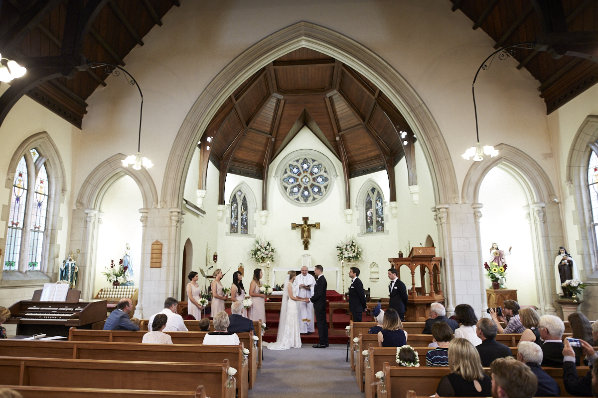 church wedding Auckland