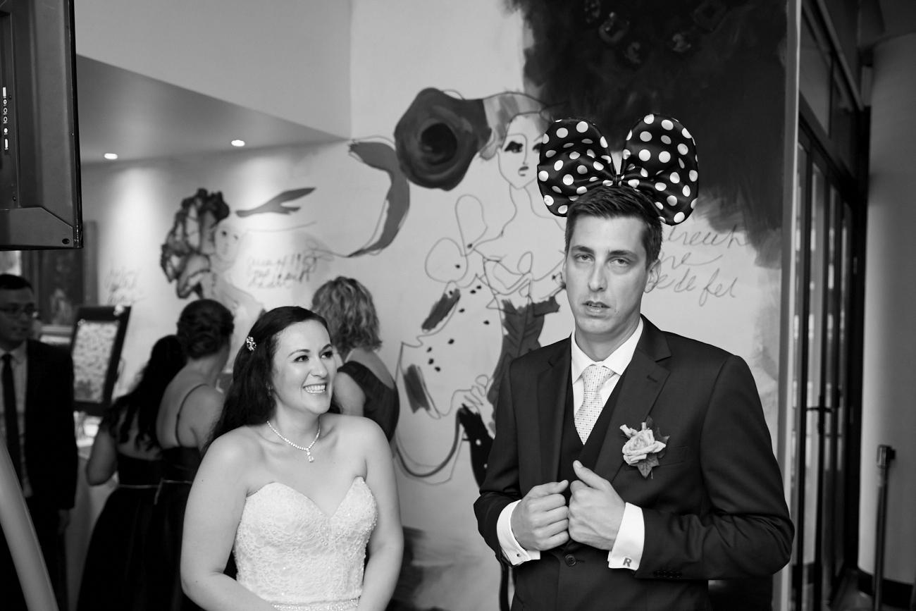 Wedding photography at Mantells