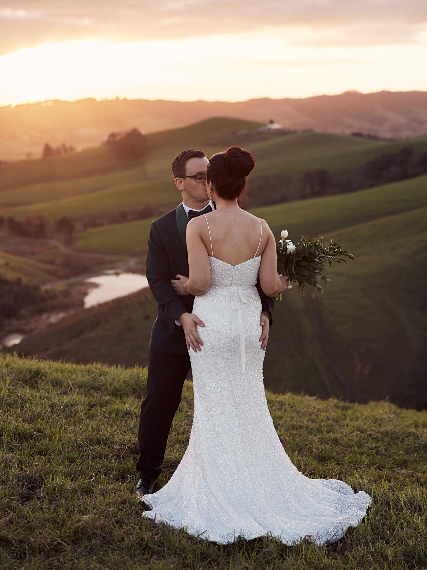Wedding at Kauri Bay Boomrock