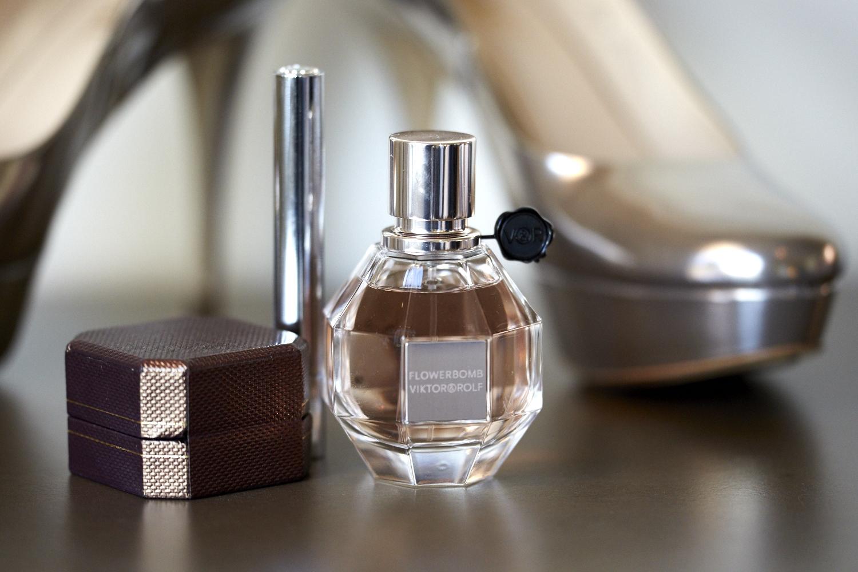 bride's perfume