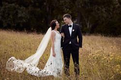 Rural wedding
