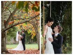 beautiful wedding at Markovina