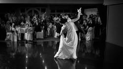 stylish wedding dance