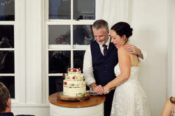 Officers Mess wedding