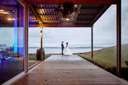 The couple at Kauri Bay Boomrock
