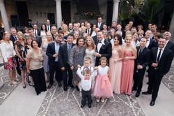 wedding group photo Auckland