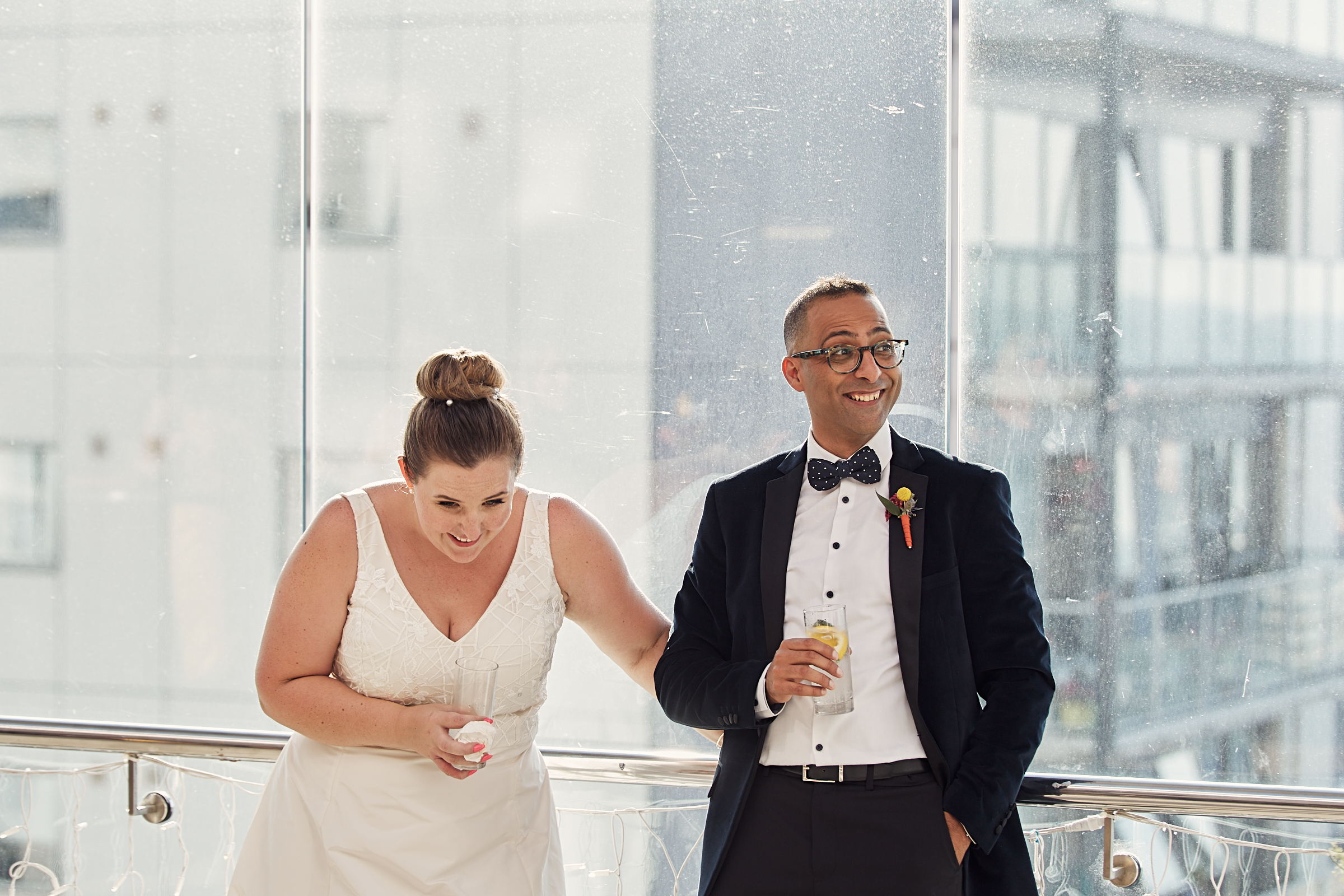 Rydges Rooftop wedding