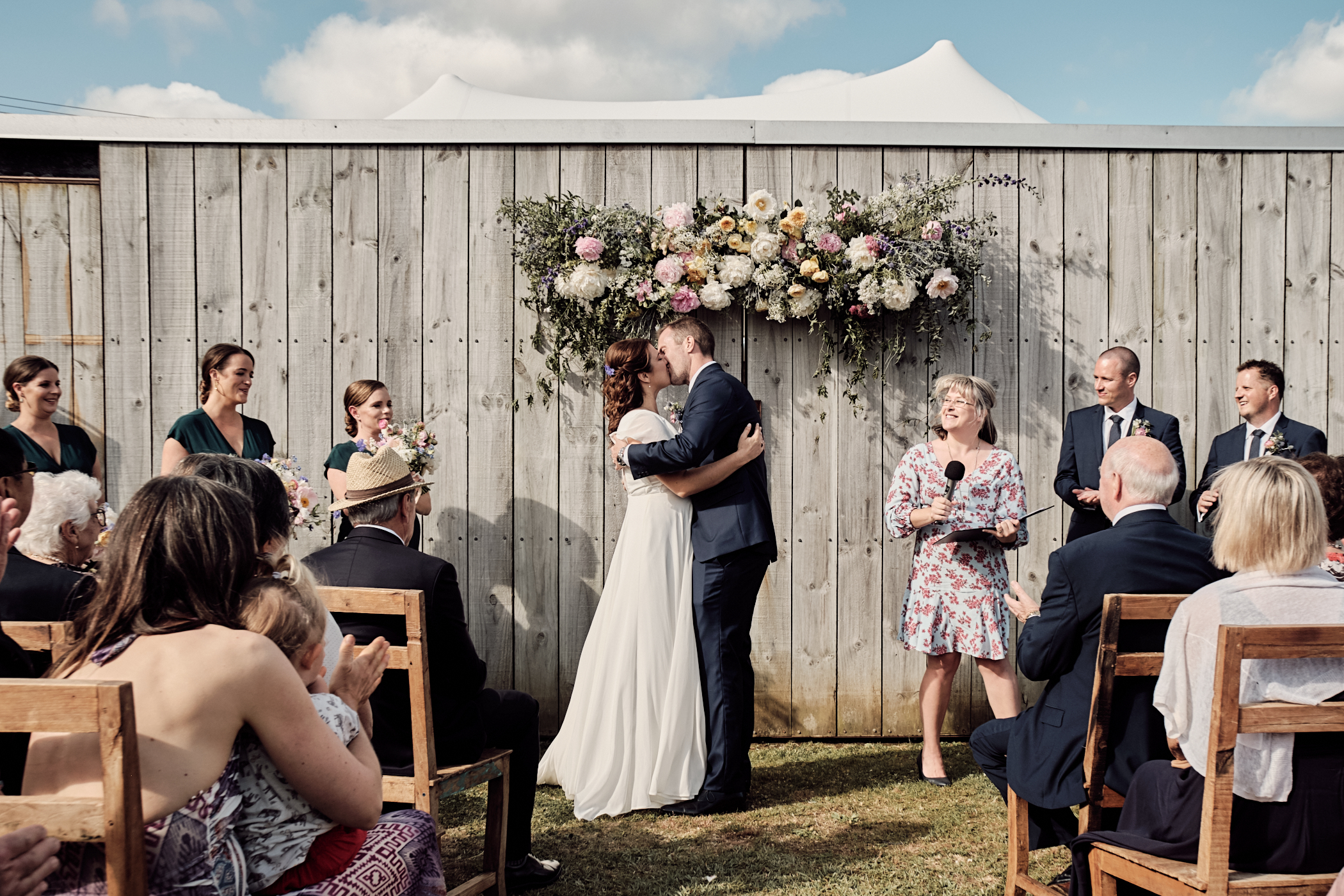 West Auckland wedding photographer