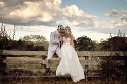 Rural wedding NZ