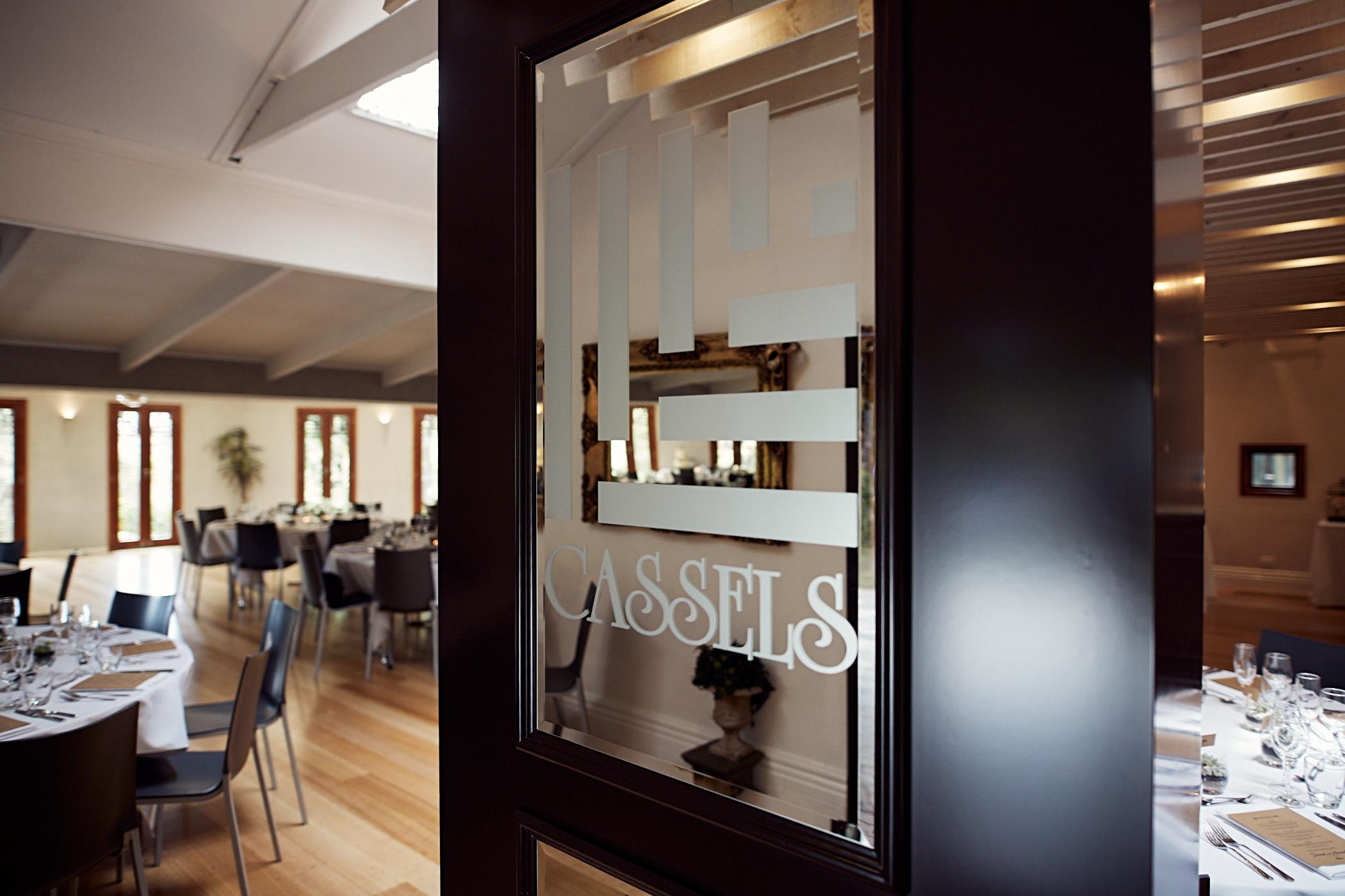 Cassels interior photo