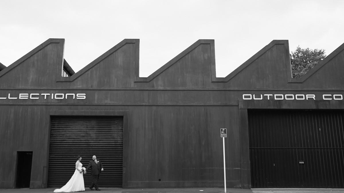 Auckland wedding image