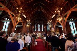 St Mary's church wedding