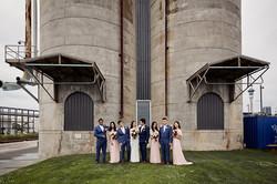 Silo Park wedding