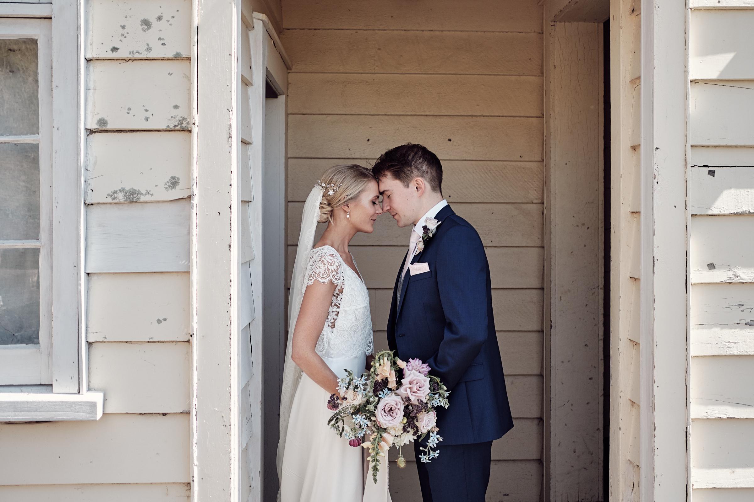Cute wedding moments