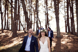 Woodland wedding NZ