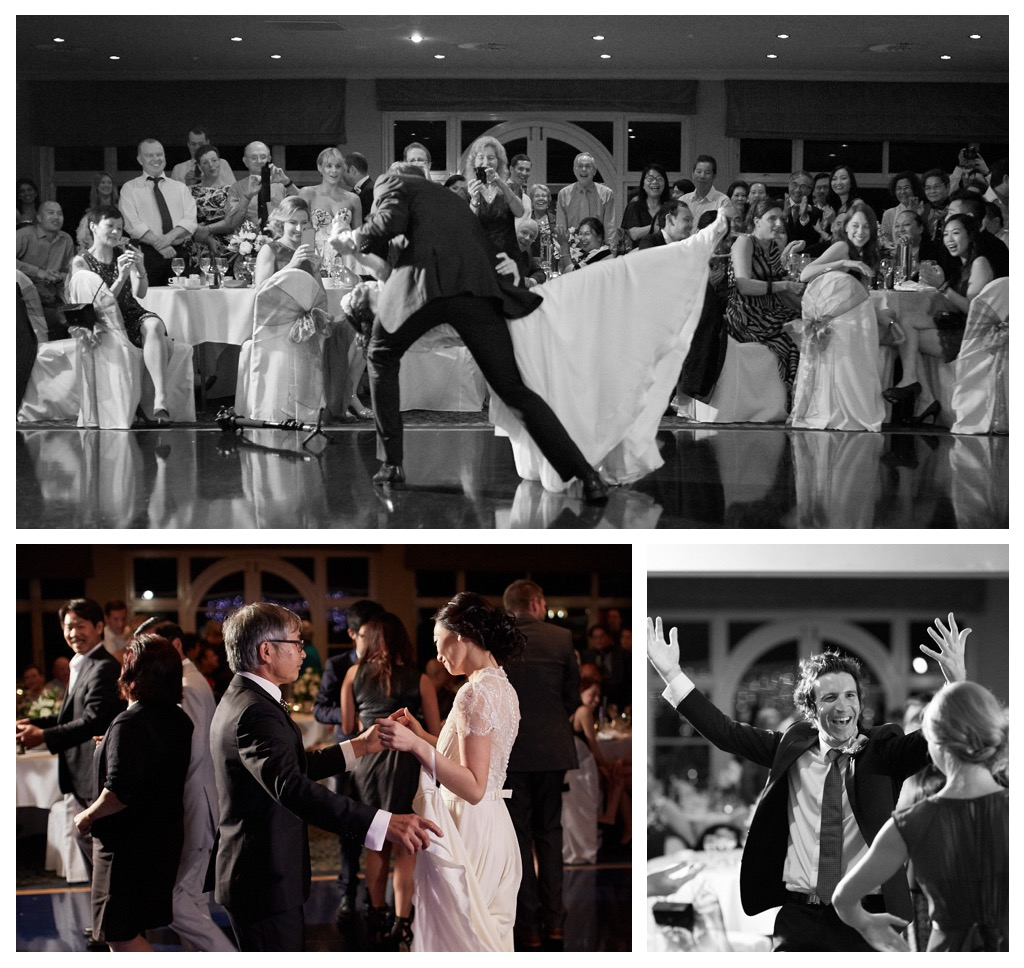 wedding dance montage