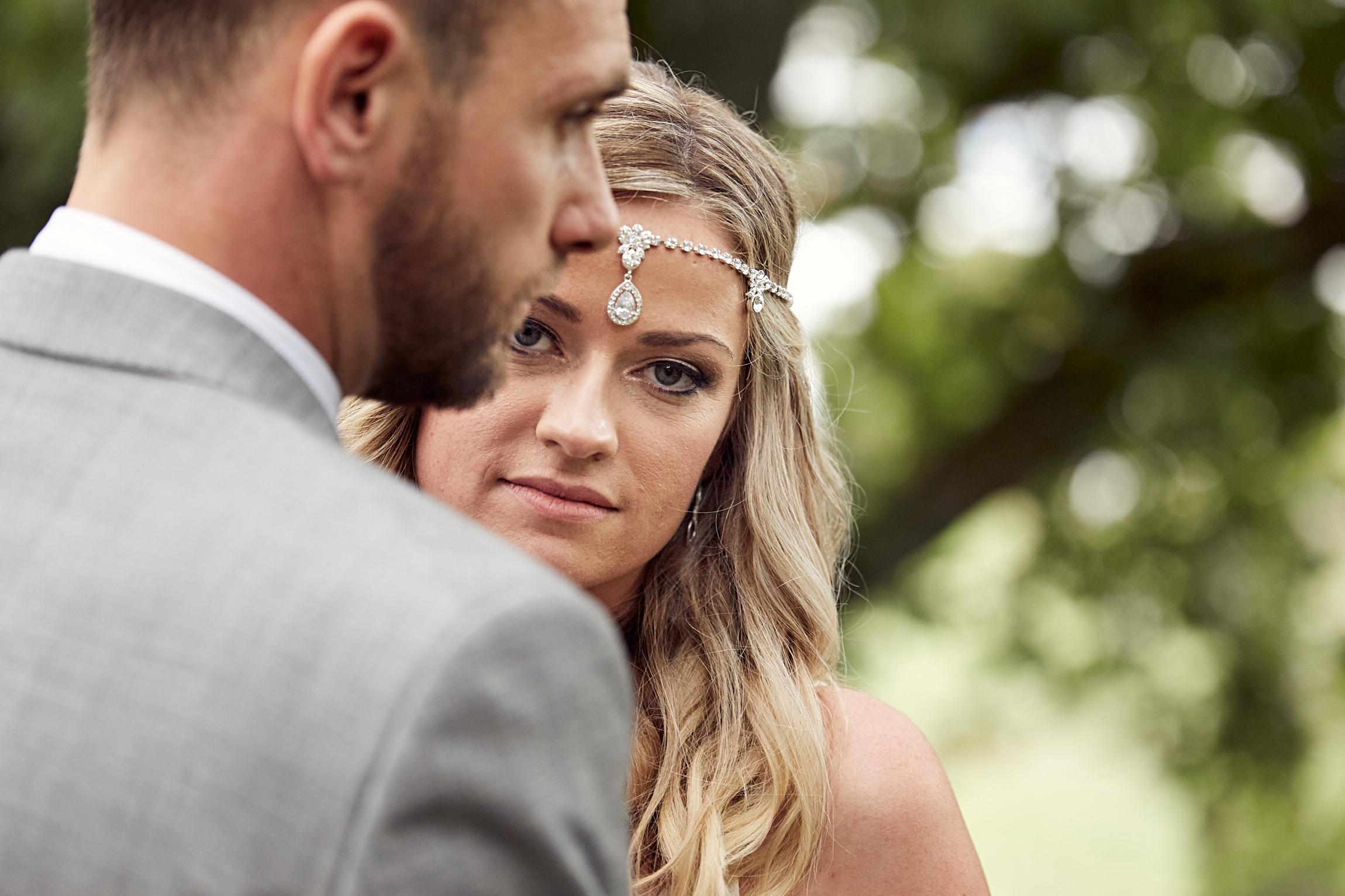 stunning bride Auckland
