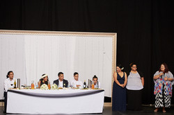 the bridal table