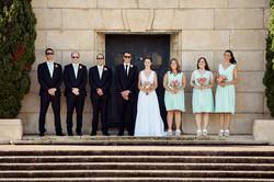 Bastion Point wedding photography