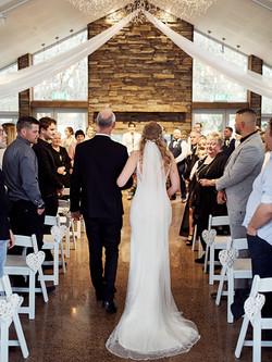 Wedding at Markovina Vineyard
