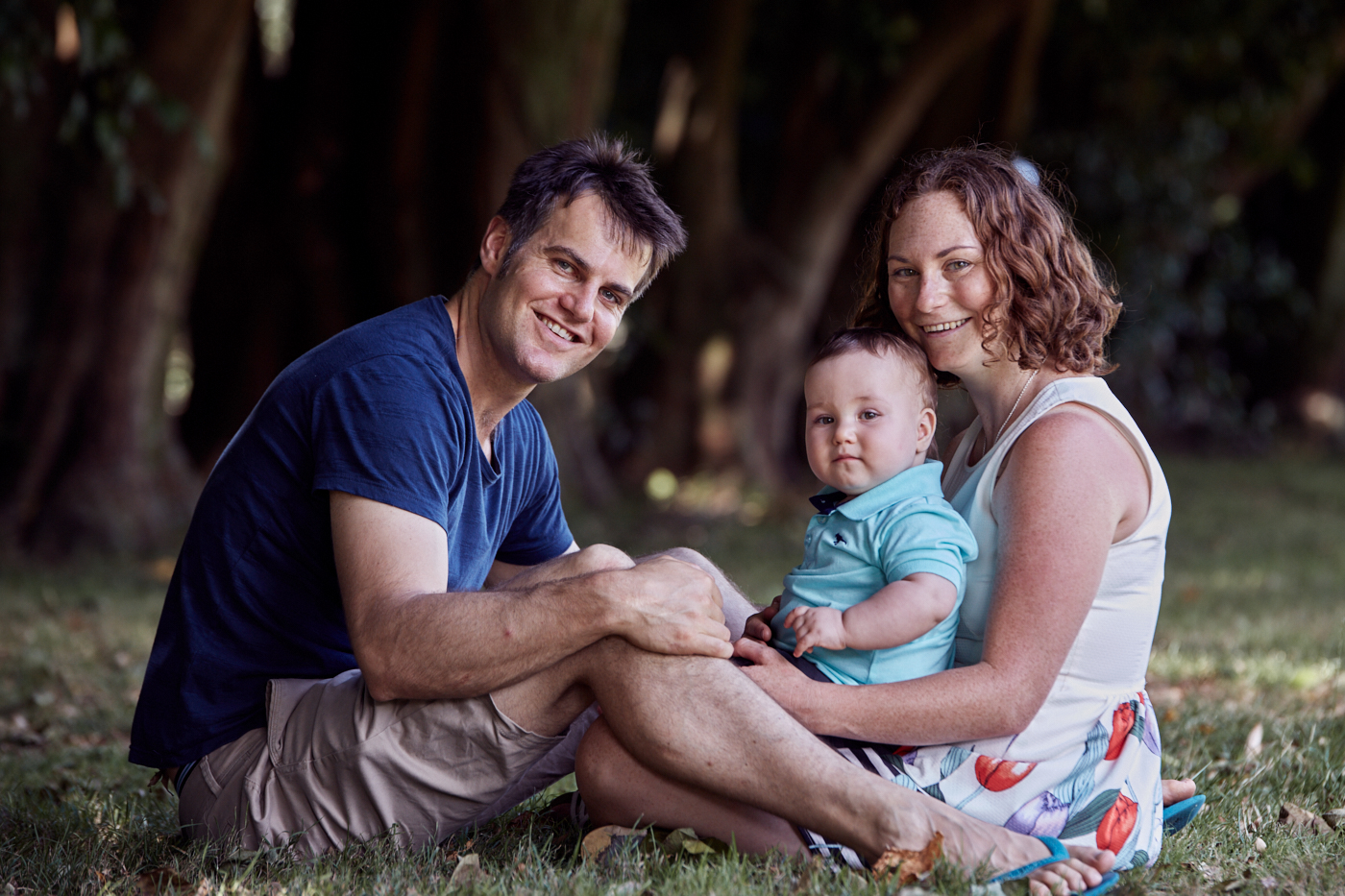 Family photographer Auckland