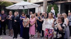 happy guests