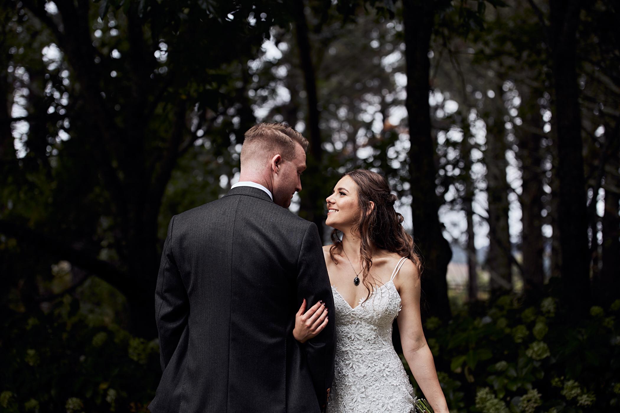 Bridgewater wedding