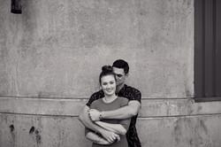 Silo Park engagement shoot
