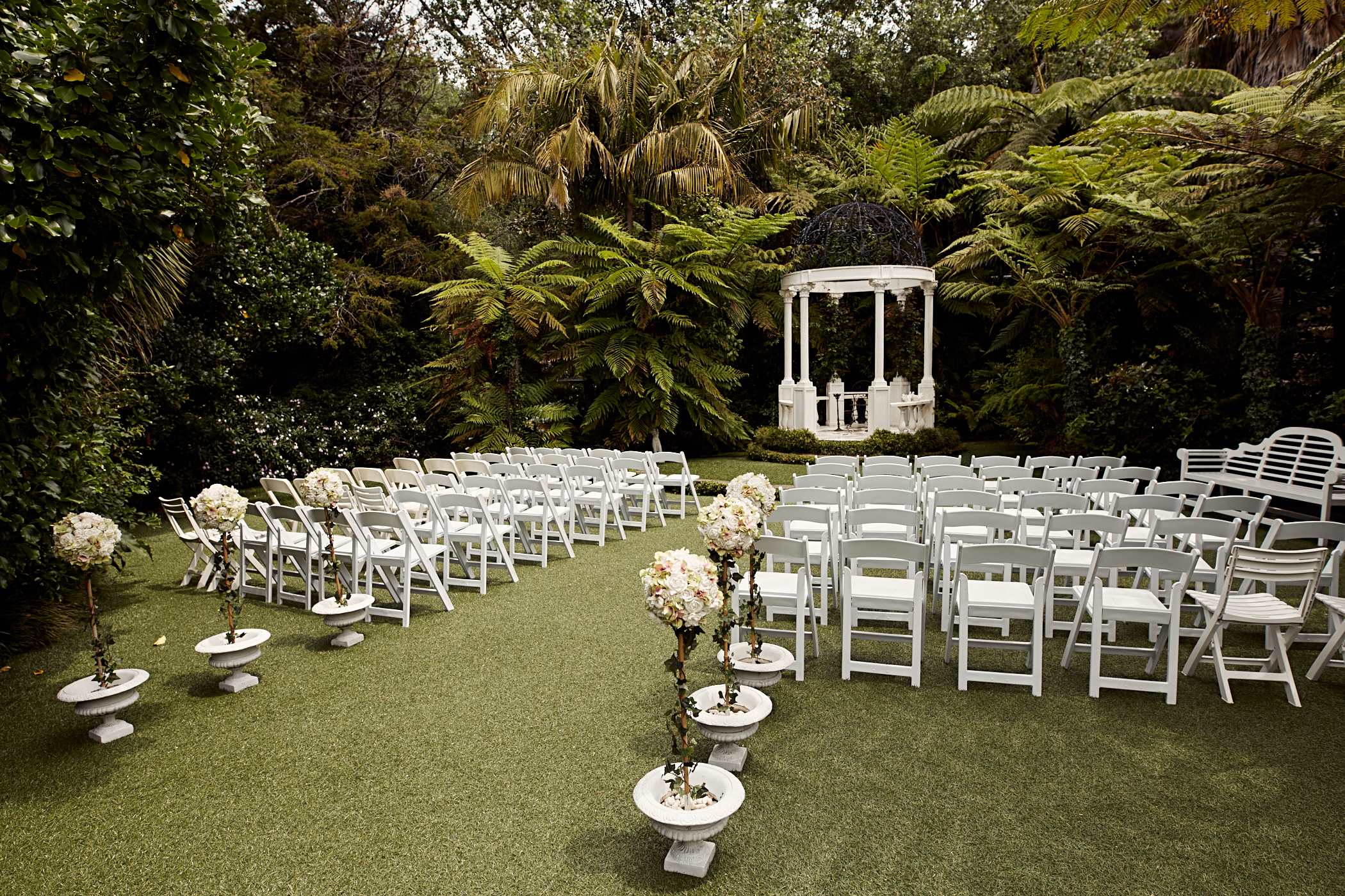 West Auckland wedding venue