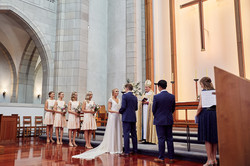 Holy Trinity Cathedral wedding