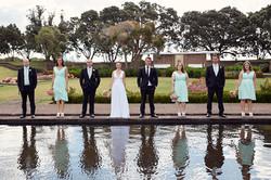 Bastion Point wedding