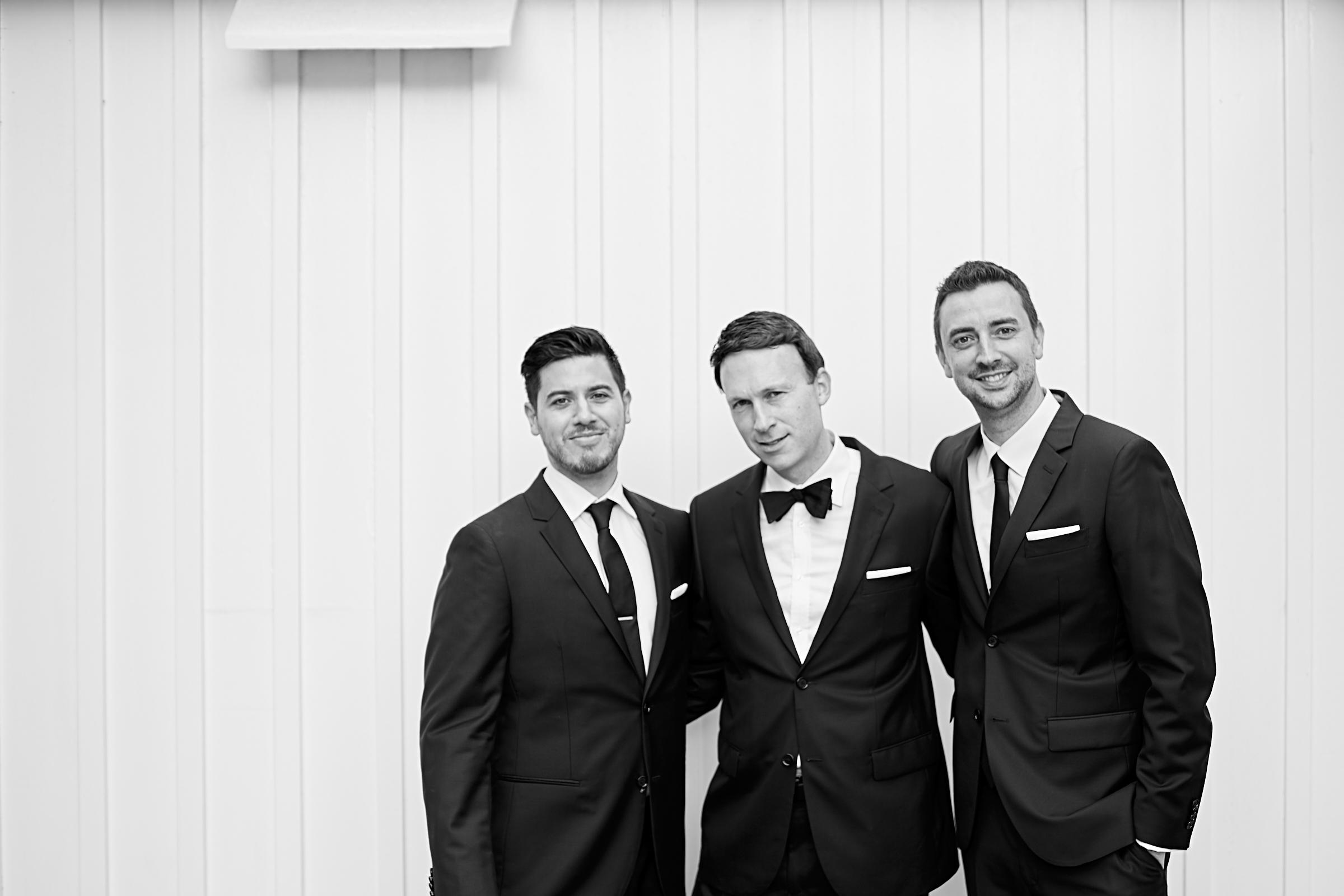 Classic wedding photographers