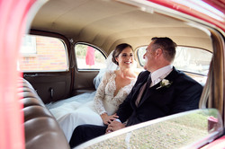 The Officers Mess wedding