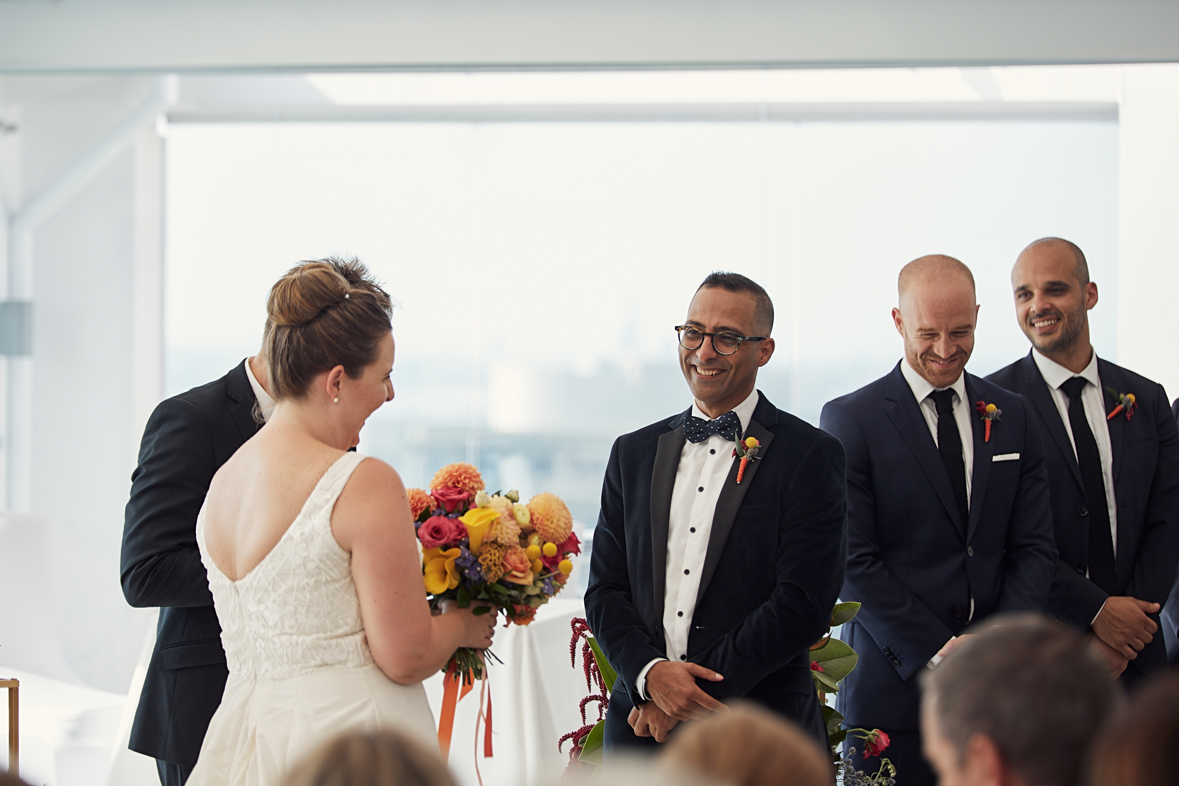 Rydges Hotel wedding Auckland