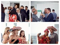 Rydges Rooftop wedding