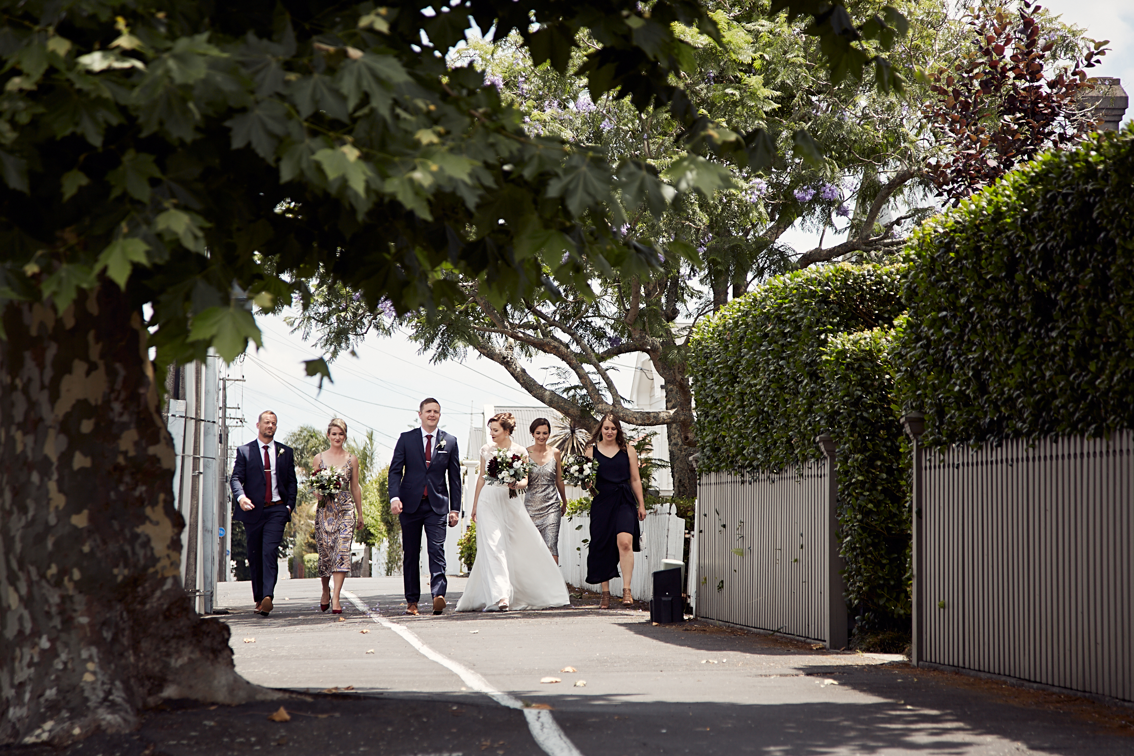 Takapuna wedding photographer