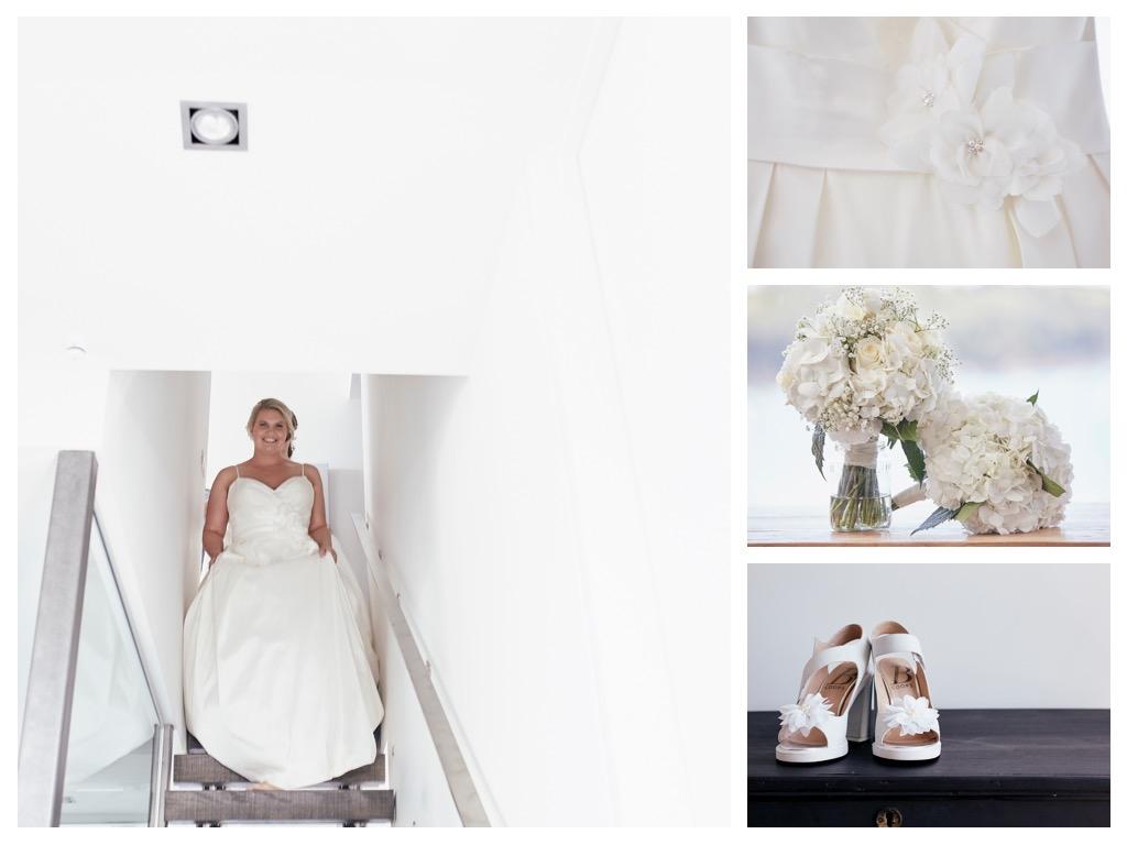 bride details wedding