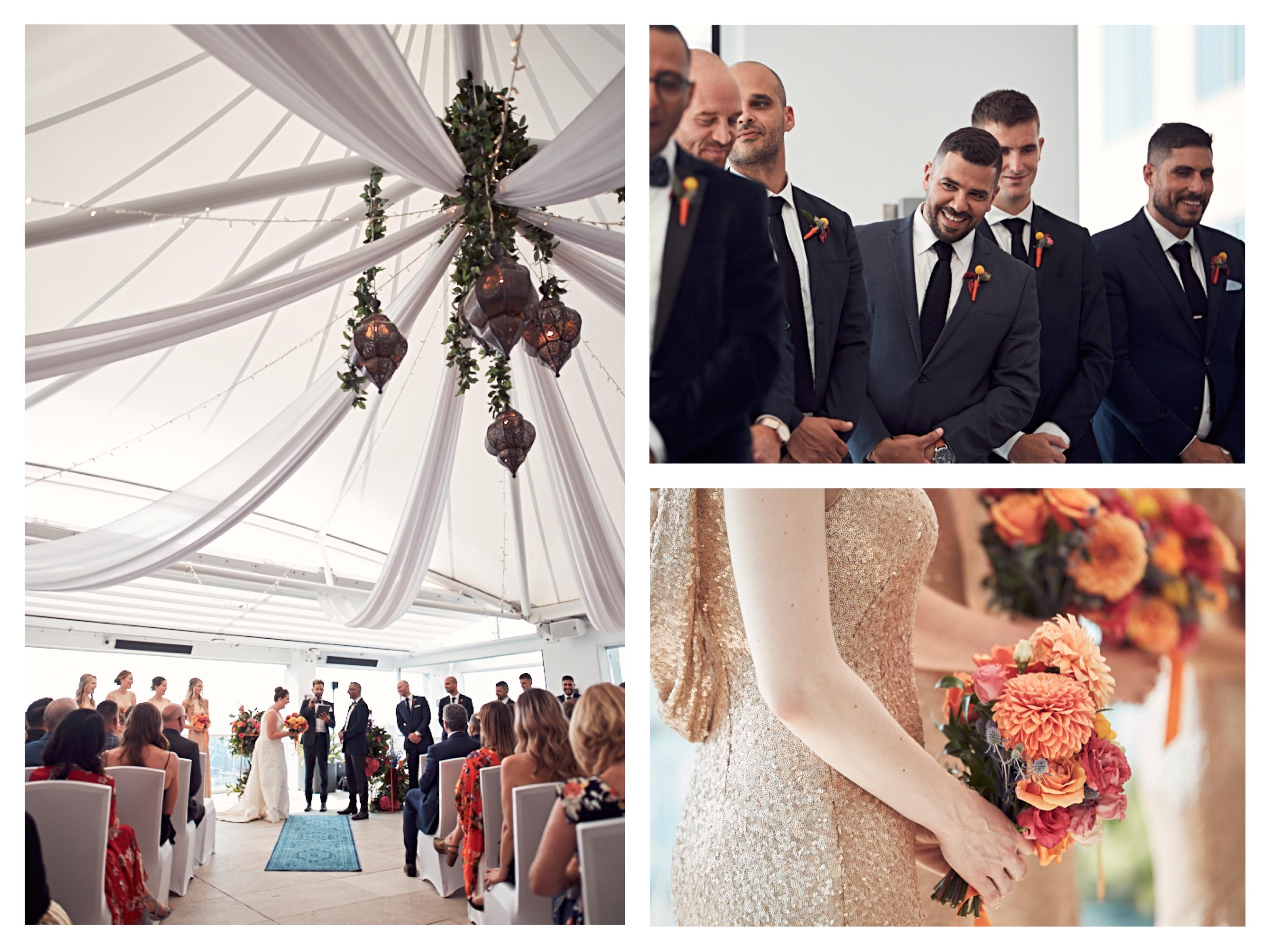 Rydges Hotel wedding Auckland