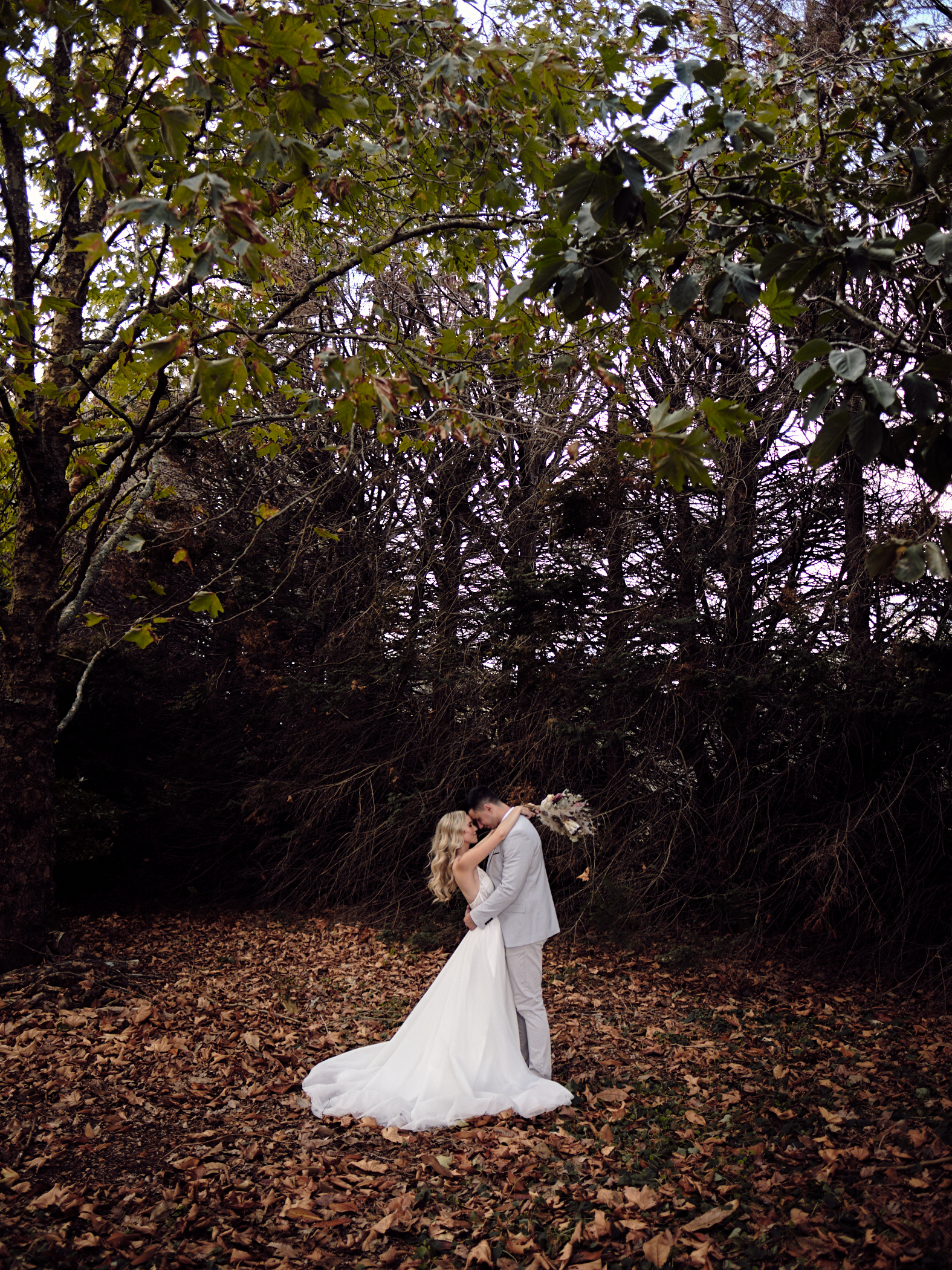 Real wedding photography