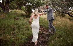 Mantells wedding in Mt Eden