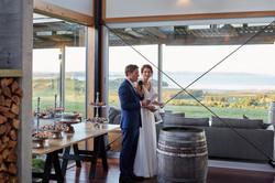 Wedding at Kauri Bay