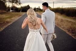 Country wedding New Zealand