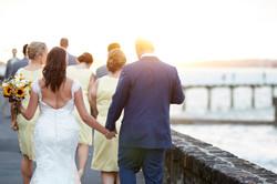 Wedding photography Five Knots