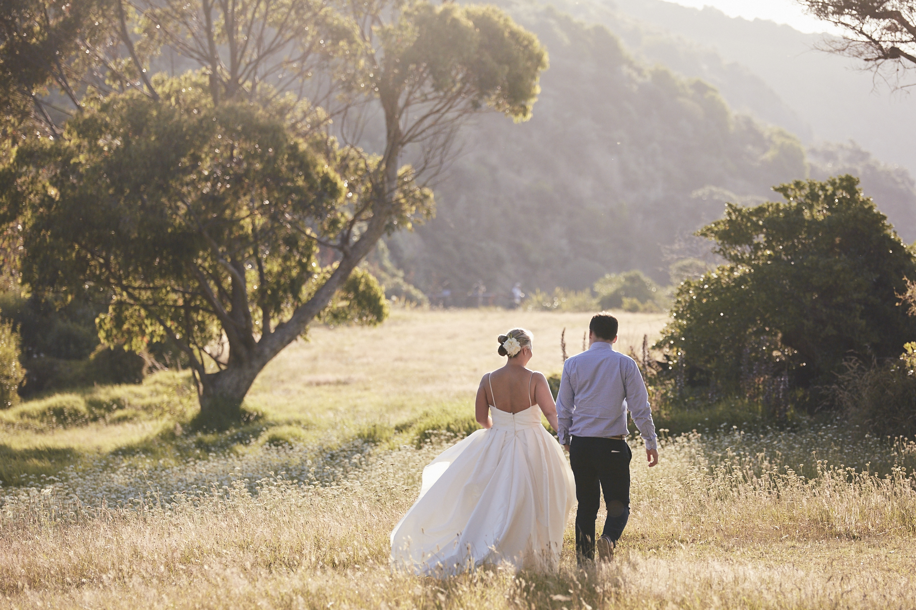 Stunning setting for a wedding