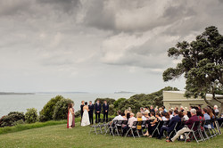 Officers Mess wedding ceremony