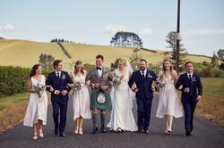 Bracu Estate wedding photo